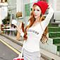 Wanyi Women's  New Korean Slim Long Sleeve Bottoming Shirt 3204