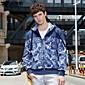 DaHeiLang2014 New Arrival Letter Printing Fashion Hoodies Sweatshirt,AutumnWinter Men's Zipper Hooded Men's Clothing 3204