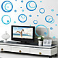 Wall Stickers Wall Decals, Style Circle PVC Wall Stickers 3204