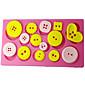 Gum Paste Decorating Tools Button Cake Decorating Mold 3204