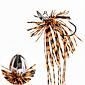 Trulinoya 8.2g Jig Hook Fishing lures Lead Head Hooks (Random Color) 3204