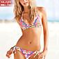 Muairen Women'S Hot Sexy Bikini Swimwear SwimSuit Printing 3204