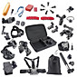 Gopro AccessoriesTripod / Gopro Case/Bags / Screw / Battery / Buoy / Suction Cup / Straps / Clip / Hand Grips/Finger Grooves / 3204