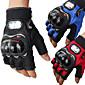 PRO-BIKER MCS-04C Motorcycle Racing Half-Finger Protective Gloves 3204