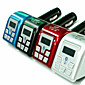 Bluetooth MP3 Player FM Transmitter with Caller ID Handsfree (Assorted Colors) 3204