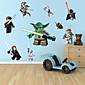 Wall Stickers Wall Decals, Cartoon Lego Robot Monster PVC Wall Sticker 3204