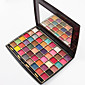 48 Colors Shimmer Eyeshadow Palette Naked Nude Eye Shadow Glittery Makeup Set for Beauty 3204
