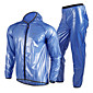 Nuckily Women's / Unisex Cycling Jacket with Pants Bike Jacket / Windbreaker / Raincoat Waterproof, Quick Dry, Windproof Solid Colored, 3204