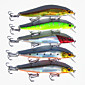 5Pcs/Lot 14cm 23g Large Fishing Lures Baits Fishing Tackles Minnow Bait Big Game Saltwater Hard Baits Wholesale 3204