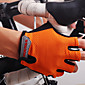 NUCKILY Cycling Gloves Fingerless, Bike Gloves Sports Gloves And A Half Of The Movement Of The Mountain Bike 3204