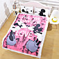 mickey mouse Love Bedding Set Cartoon Style Duvet Cover Gift for Kids Bed Sheet Home Bedclothes Twin Full Queen 3204
