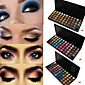 Top Sale 55 Colors European Matte And Shimmer Eyeshadow Palette Makeup Eye Shadow Set Glitter Eye Kits(Assorted Colors) 3204