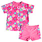 Kids Girl's Multi-color Summer Swimwear Floral Polyester / Nylon Swimming Suit UV Protection From Sunshine for 2~6Y 3204