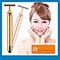 24K Gold Stick Massage Whitening Face Firming Massage Stick Stick Beauty Equipment 3204