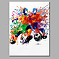 Single Modern Abstract Pure Hand Draw Ready To Hang  Decorative  Play Football Oil Painting 3204