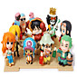 One Piece Q Version 2 Years Later Anime Action Figure Model Toys Set 3204