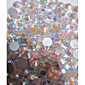 1440pcs/pack  White Colors AB Rhinestones DIY Crystal Glass Designs Nail Art  3d Decoration Diamond NC239 3204