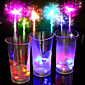 New Colorful Color, Bar, Novel Glass / Cup / Glass / Plastic 1PCS Tea Beverage 3204