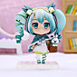 Lovely Snow Band Hatsune Model Doll Toys Anime Action Figures 3204