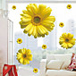 Wall Stickers Wall Decals, Style Daisy PVC Wall Stickers 3204
