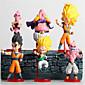 Dragon Ball Son Goku Magic Puppet Doll Ornaments Q Version of the 1 Generation 6 Budokai 3204