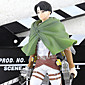 Attack On Titan Levi 20CM Anime Action Figures Model Toys Doll Toy 3204