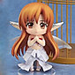 Sword Art Online Asuna Yuuki 10CM Anime Action Figures Model Toys Doll Toy 3204