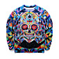 Men's Print Casual / Work / Formal / Sport Hoodie  Sweatshirt 3204