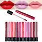 Full-Coverage Long Lasting 24 Hour Not Rub Off Matte Waterproof  liquid Lipstick Lip Gloss(12 Selectable Colors) 3204
