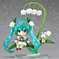 Vocaloid Hatsune Miku 12CM Anime Action Figures Model Toys Doll Toy 3204