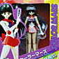 Sailor Moon Sailor Mars 15CM Anime Action Figures Model Toys Doll Toy 3204