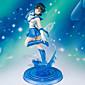 Sailor Moon Sailor Mercury 19CM Anime Action Figures Model Toys Doll Toy 3204