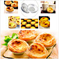 Disposable Aluminum Foil Cups Baking Bake Muffin Cupcake Tin Mold Round,Set of 50 3204