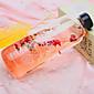 1000ML Plastic Bottle Space Sports Water Bottles Lemon Juice Fruit Drinkware (No Bag) 3204