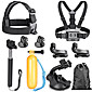 Accessories For GoPro Monopod / Tripod / Screw / Buoy / Suction Cup / Straps / Mount/Holder / Accessory KitFor-Action Camera,Xiaomi 3204