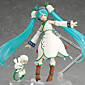 Vocaloid Hatsune Miku PVC Anime Action Figures Model Toys Doll Toy 3204