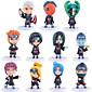 Naruto Itachi Uchiha PVC One Size Anime Action Figures Model Toys Doll Toy 1pc 8cm 3204