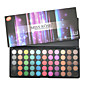 MISS ROSE Cosmetic Pro Colorful Palette 55 Color Eyeshadow Palette Matte Shimmer Naked Eye Shadow Makeup For Women 3204