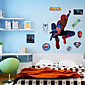Spider-Man Wall Stickers Environmental DIY Superhero Kids Bedroom Plane Wall Decals Wall Art 3204