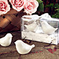Recipient Gifts - Love Birds Salt and Pepper Shakers Wedding Favors with lovely charm 3204