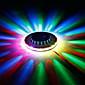 1pc LED lighting KTV Mini- Flying Saucer Laser Night Light 3204