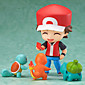 Pocket Little Monster Ash Ketchum PVC 10cm Anime Action Figures Model Toys Doll Toy 1 Pc 3204