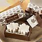 Maple Leaf Shape Love Soap Favor for Wedding Gift 3204