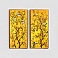 Hand-Painted Abstract Modern,One Panel Canvas Oil Painting 3204