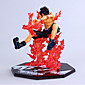 One Piece Zero Cross Fire Fighting Version of ACE Anime Action Figures Model Toy 3204