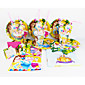 Disney Princess 92pcs Birthday Party Decorations Kids Evnent Party Supplies Party Decoration 12 People use 3204