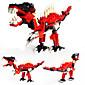 Children'S Puzzle Toy Dinosaur Park Series Sword Back Dragon 3204