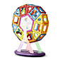 Toys Magnet Toys 64Pcs Executive Toys Puzzle Cube DIY Toys Magnetic Balls Rainbow Education Toys For Gift 3204