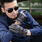 Winter Plus Velvet Thick Warm Waterproof Cold Autumn And Winter Cycling Gloves Motorcycle Leather Gloves 3204