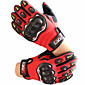 Motorcycle Full Finger Gloves Nontoxic Odorless DROP Slip Resistant Breathable Waterproof And Shockproof 3204